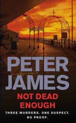 Not Dead Enough (Roy Grace #3) by Peter James image