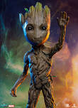 Guardians of the Galaxy: Vol. 2 - Baby Groot Life Sized Maquette