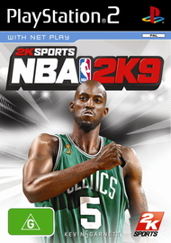 NBA 2K9 for PS2 image