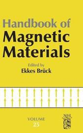 Handbook of Magnetic Materials: Volume 20