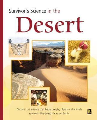 In The Desert by Peter Riley