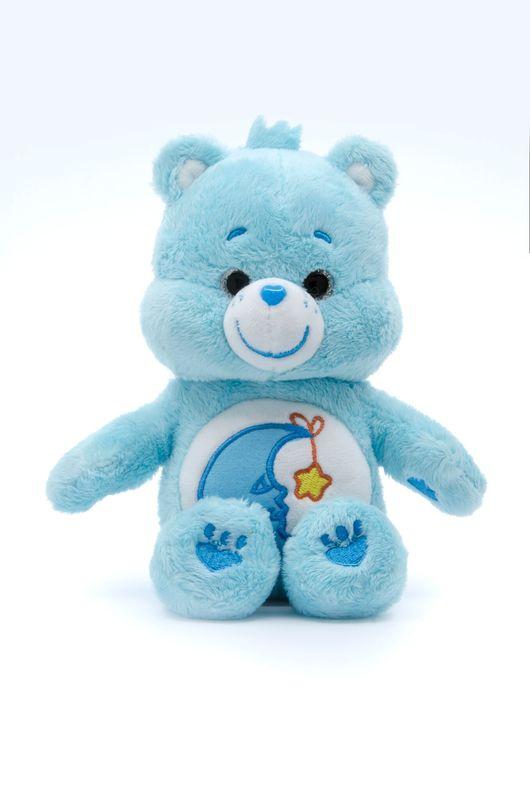 Care Bears: Bedtime Bear - Small Beanie Plush