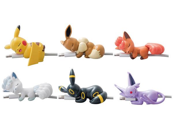 Pokemon: Suya Suya - Cable Mini-Figure (Blindbox)