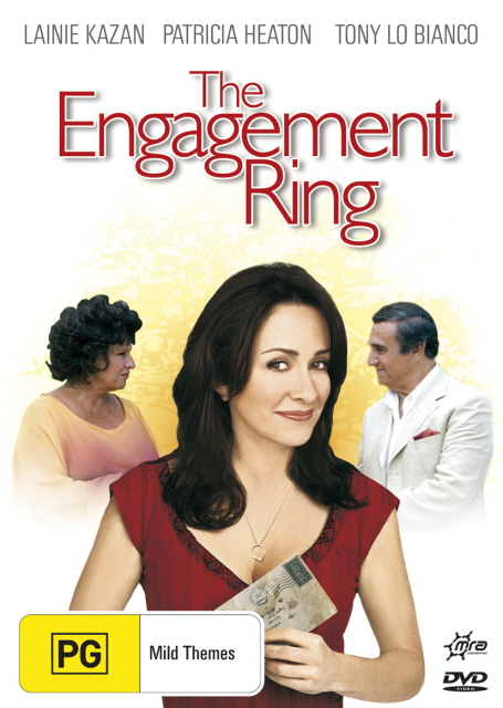 The Engagement Ring on DVD image