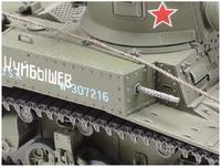 Tamiya 1/35 U.S. Light Tank M3 Stuart Late Production - model Kit image