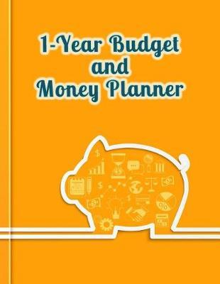 1-Year Budget and Money Planner by Family Financial Press