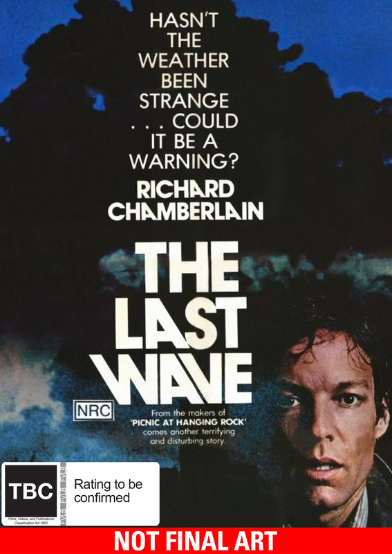 The Last Wave (Remastered Bluray) on Blu-ray