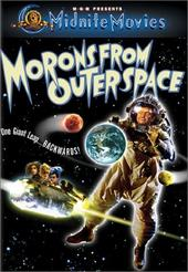 Morons From Outerspace on DVD