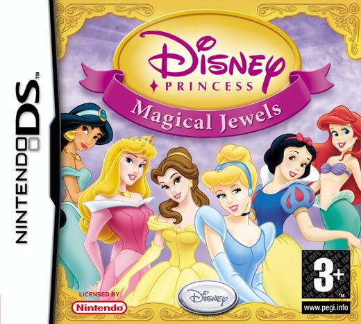 Disney Princess: Magical Jewels for Nintendo DS