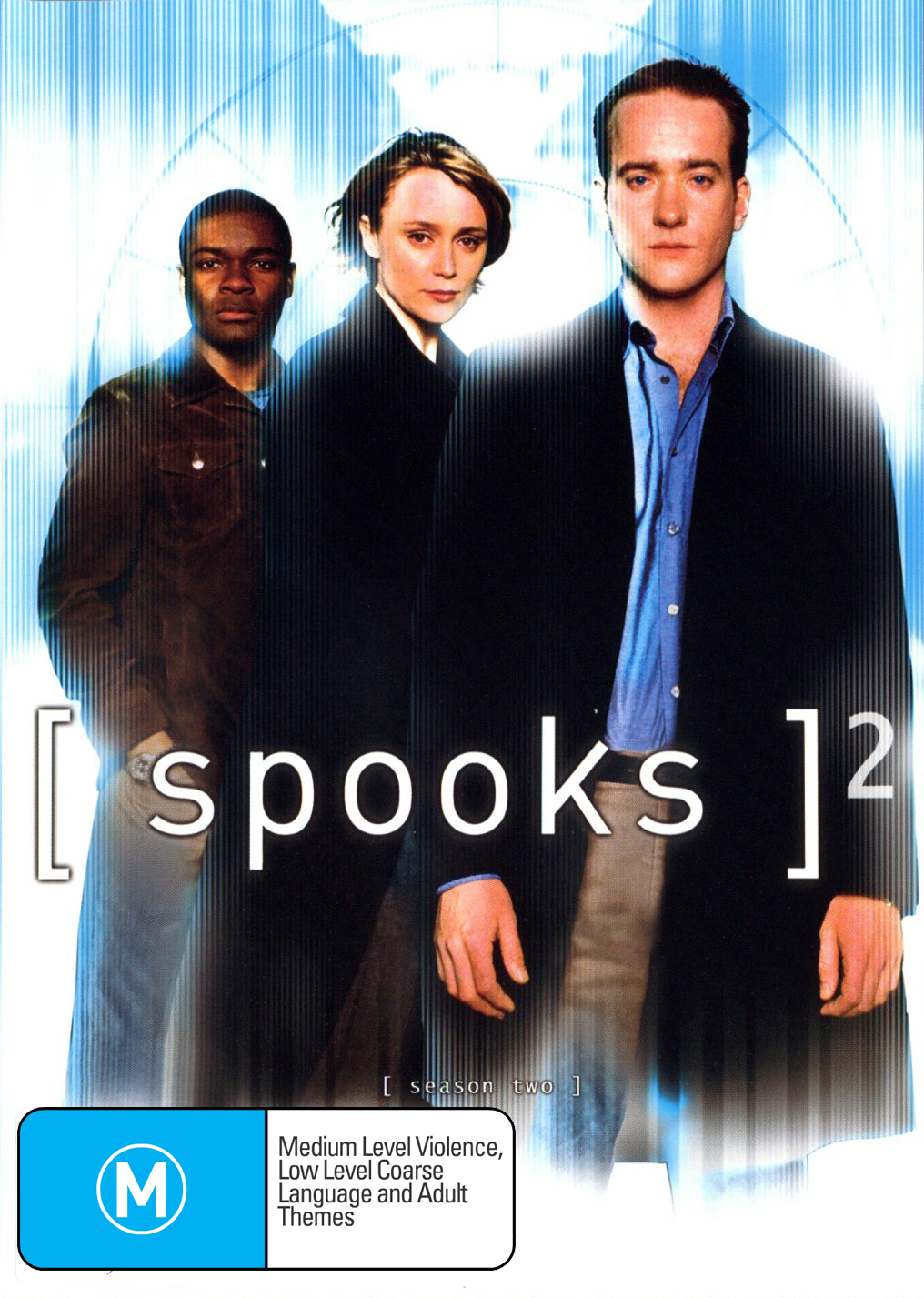 Spooks - Season 2 (5 Disc Set) on DVD image