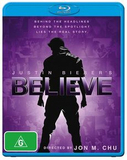 Justin Bieber's Believe on Blu-ray