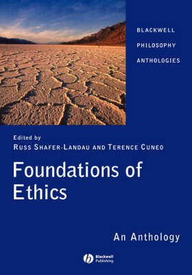 Foundations of Ethics image