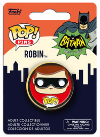 DC Comics - Robin (1966) Pop! Pin