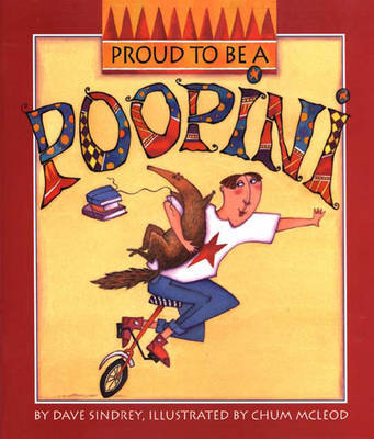 Proud to be a Poopini by Dave Sindrey