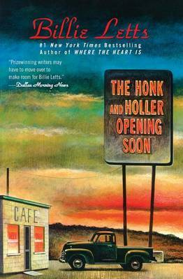 The Honk and Holler Opening Soon by Billie Letts image