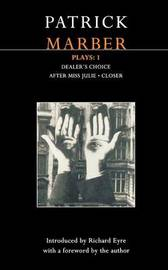 Marber Plays: v. 1 by Patrick Marber image