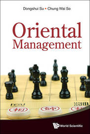 Oriental Management by Dongshui Su