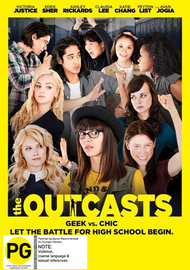 The Outcasts on DVD
