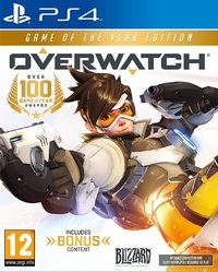 Overwatch Game of the Year Edition for PS4