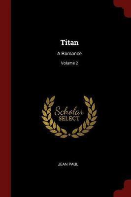 Titan by Jean Paul image
