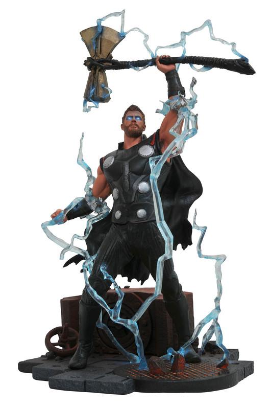 "Marvel Gallery: Thor (Infinity War) - 9"" Collectors Statue"