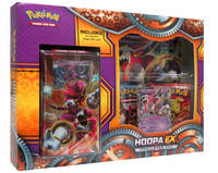 Pokemon TCG Steam Siege Challenge Box: Hoopa-EX