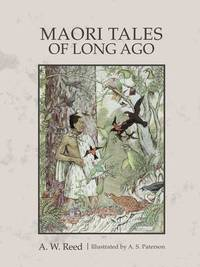 Maori Tales of Long Ago by A.W. Reed image
