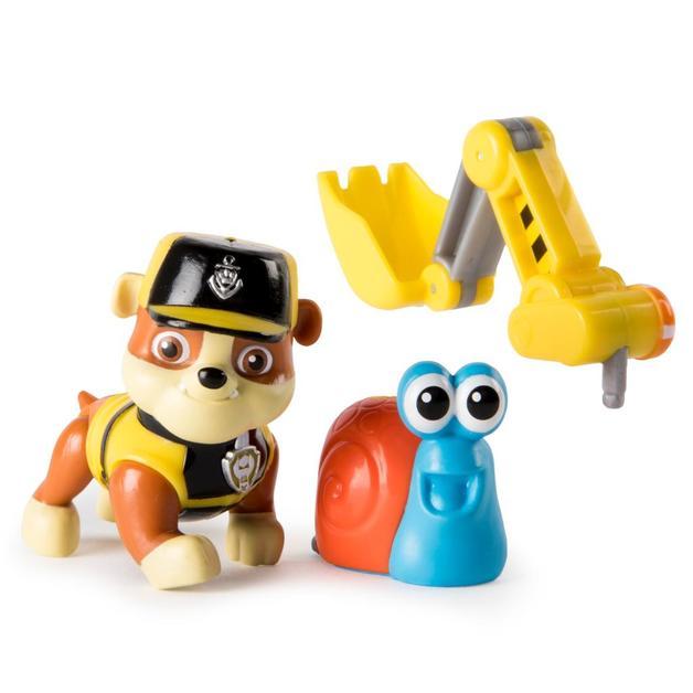 Paw Patrol: Hero Action Pup - Lifeguard Rubble