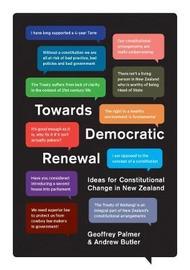 Towards Democratic Renewal