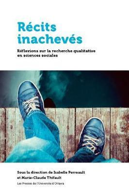 Racits Inachevas by Isabelle Perreault