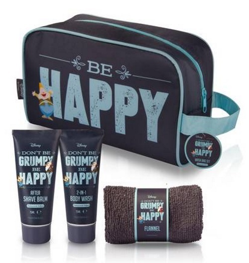 Mad Beauty: Disney Grumpy Wash Bag Set