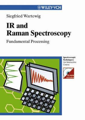 IR and Raman Spectroscopy by Siegfried Wartewig image