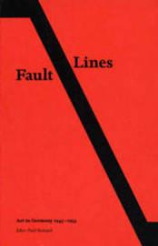 Fault Lines by John Paul Stonard image