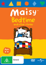 Maisy Bedtime on DVD