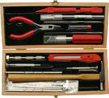 Excel Deluxe Railroad Hobby Tool Set