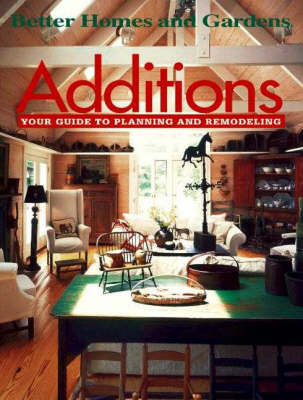 Additions by Better Homes & Gardens