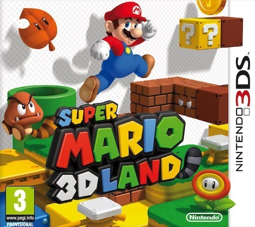Super Mario 3D Land for Nintendo 3DS