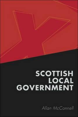 Scottish Local Government by Allan McConnell image