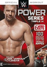 WWE Power Series: Triple H on DVD