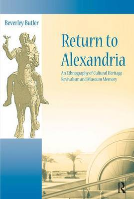 Return to Alexandria by Beverley Butler image