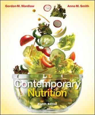 Contemporary Nutrition by Gordon M. Wardlaw image