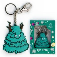 Tulipop: Mr. Tree - Vinyl Key Chain