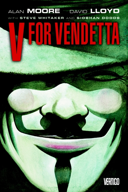 V For Vendetta New (New Edition Tpb) by Alan Moore
