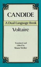 Candide: Dual Language by Voltaire