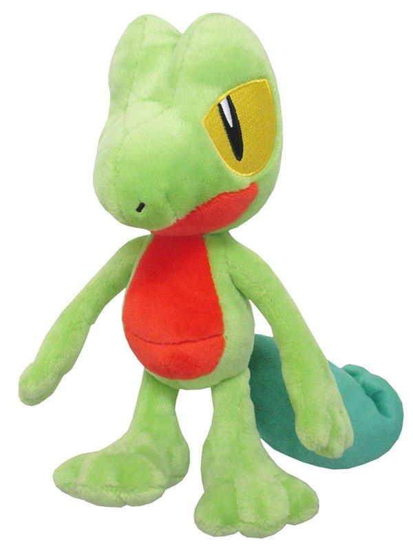 Pokemon: Treecko Plush (Small)