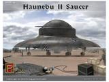 Pegasus Hobbies: 1/144 Haunebu II Saucer - Model Kit