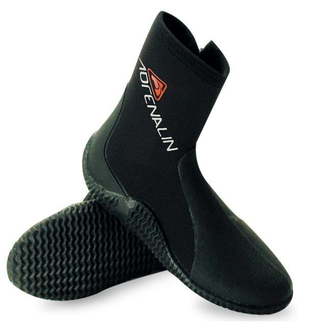 Adrenalin 5mm Zip Boot - Size 5