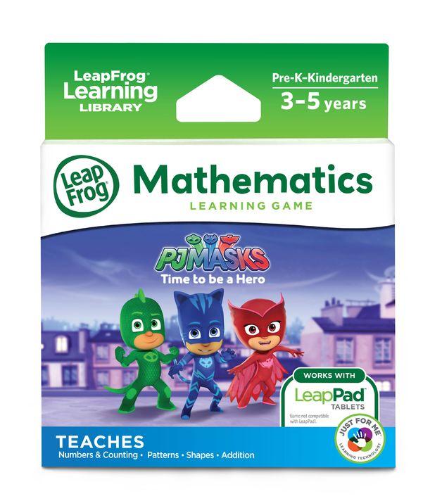 Leapfrog: Leappad Game - PJ Masks Mathematics