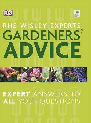RHS Wisley Experts Gardeners' Advice by Alan R. Toogood image