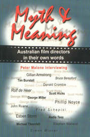 Myth and Meaning by Peter Malone image